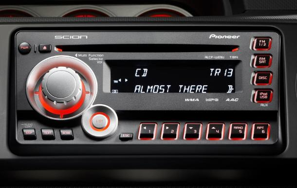 swapping out my 2006 headunit for a 2011 scion xb forum 2011 Suzuki SX4 Radio click image for larger version name 001_2010_xb_standard_pioneer_audio_610x386 jpg views 169 size 34 1