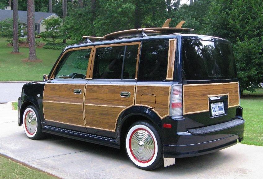 Fs 2005 Scion Xb Custom Woody Wagon