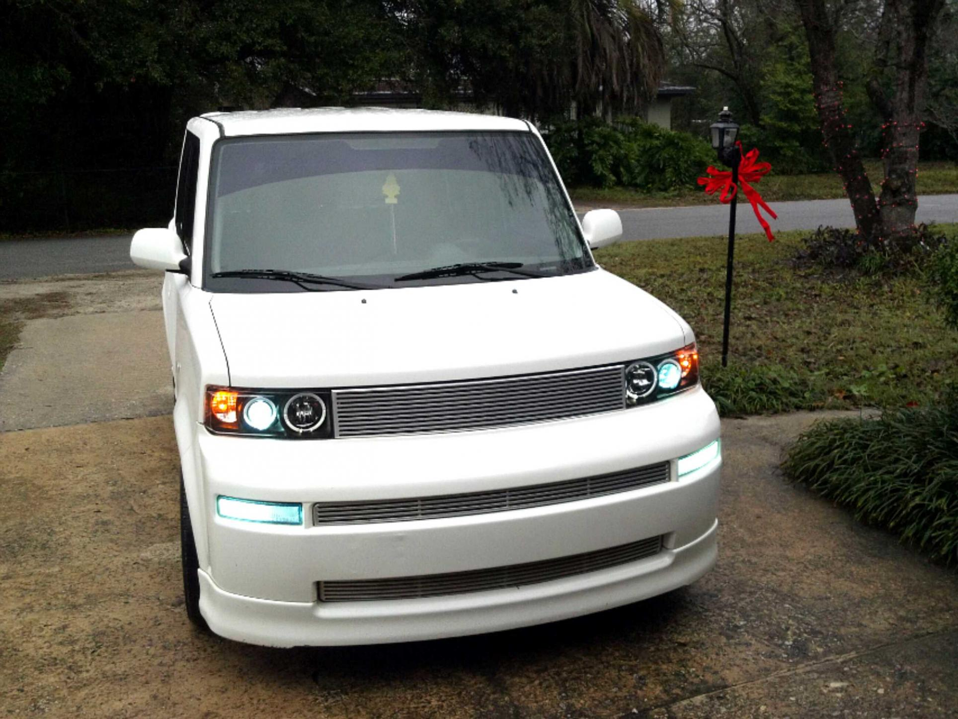 1st Gen Scion Xb Getting Painted This Week Scion Xb Forum