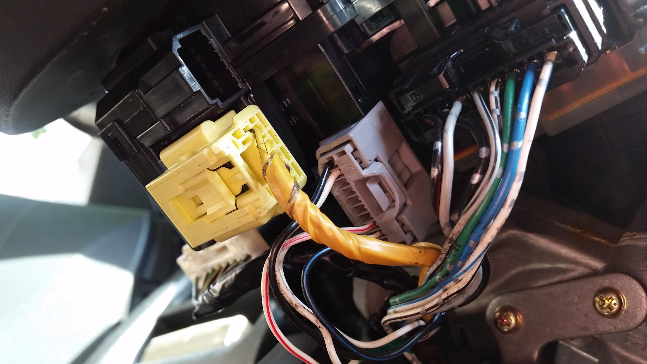 Steering Column Horn Wiring Trusted Schematics Diagram 1958 Chevrolet In Scion Xb Forum Gm