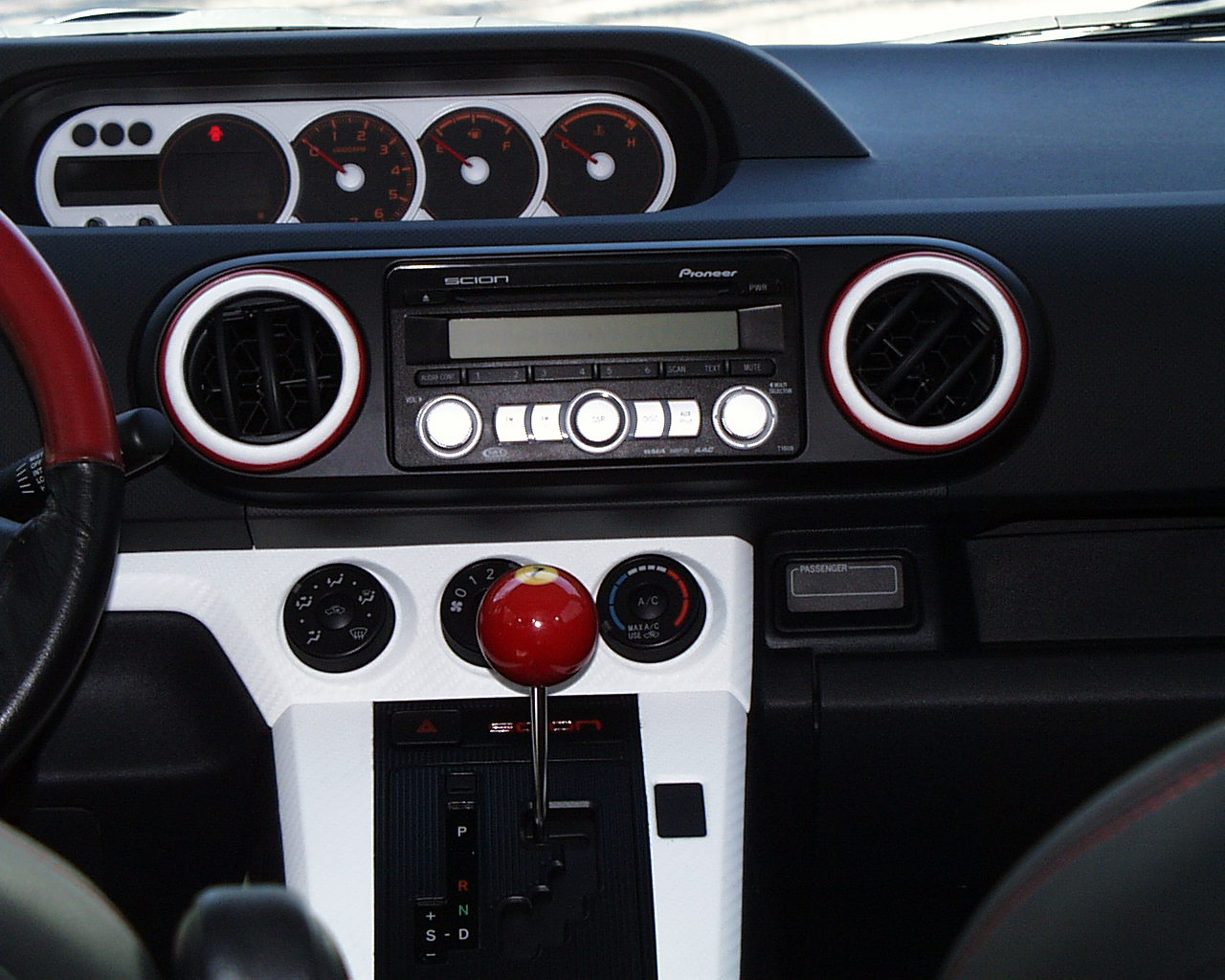 official 2nd gen shift knob thread manual auto scion xb forum