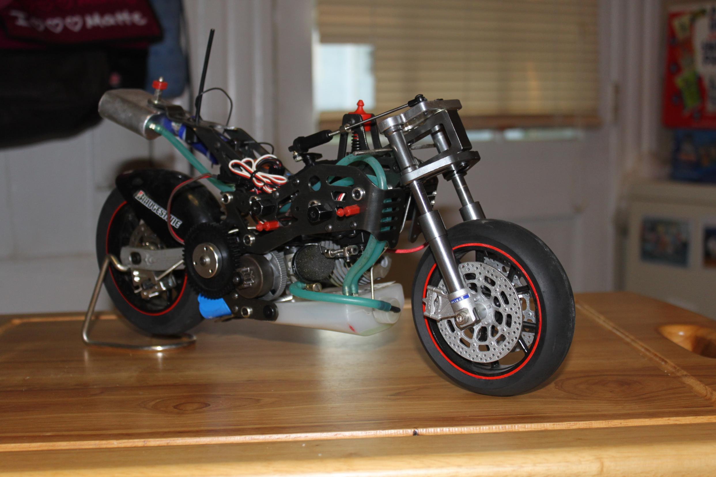 Fswtt Thundertiger Nitro Rc Motorcycle Scion Xb Forum
