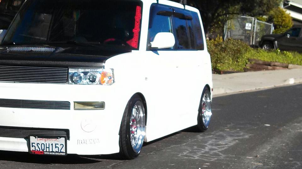 15x8 10 offset tire size?????? - Scion xB Forum