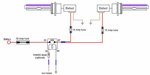 xentec hid wiring diagram] xentec hid wiring diagram hid EMG Wiring Diagrams