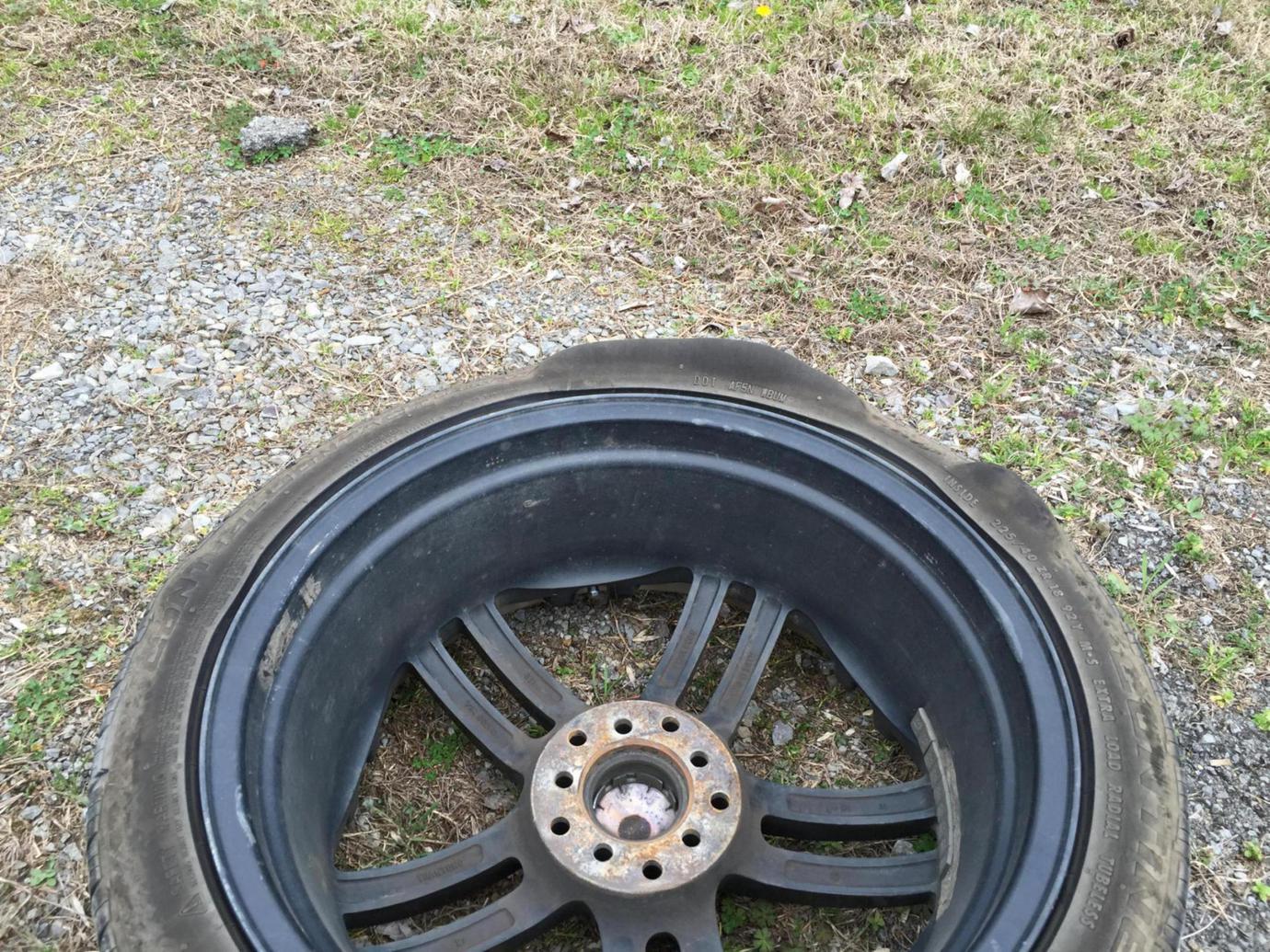 Womp Womp Sound Tires