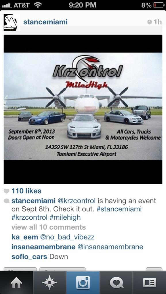 South Florida KRZ Control car show-imageuploadedbytapatalk1375320042.775857.jpg