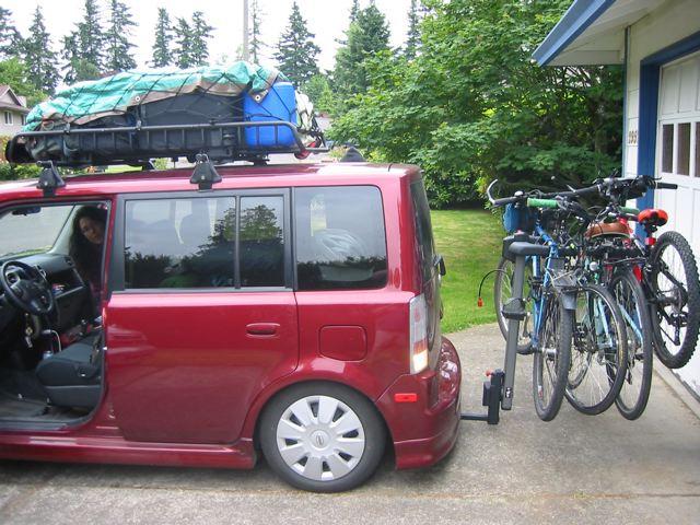 Hitch Bike Rack Need Advice Scion Xb Forum