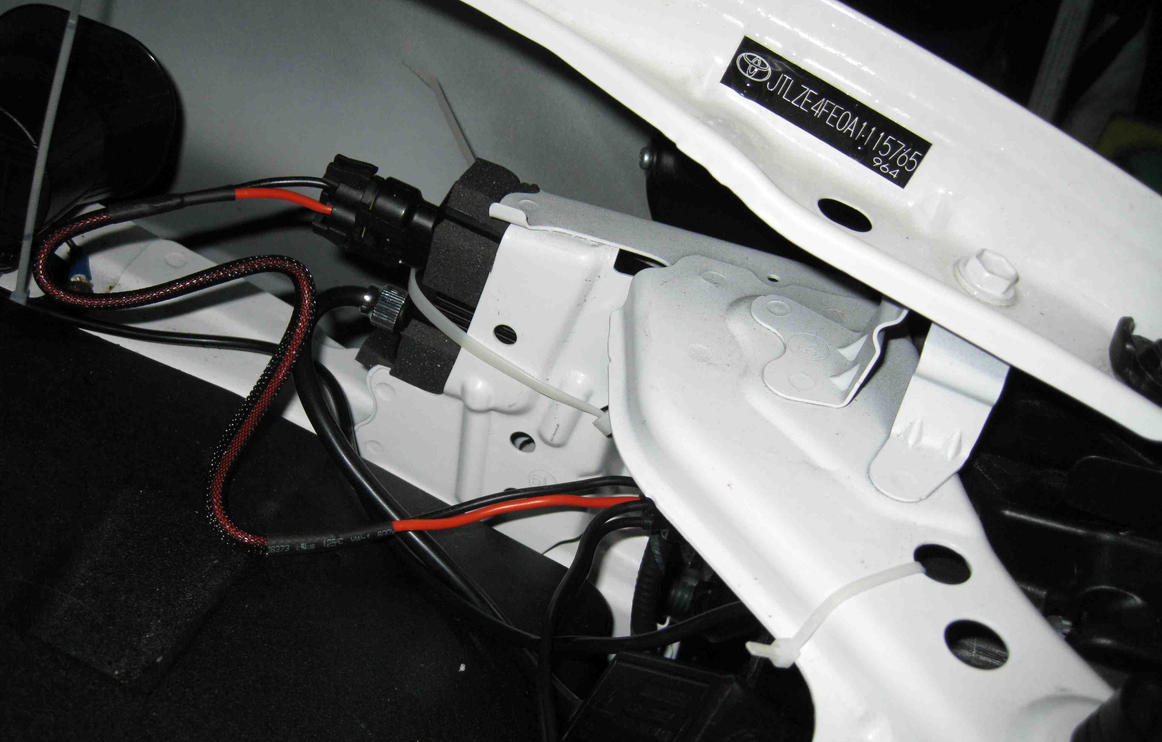 DIY: DDM Tuning HID Headlight Install - Scion xB Forum Ddm Harness Wire Installation on