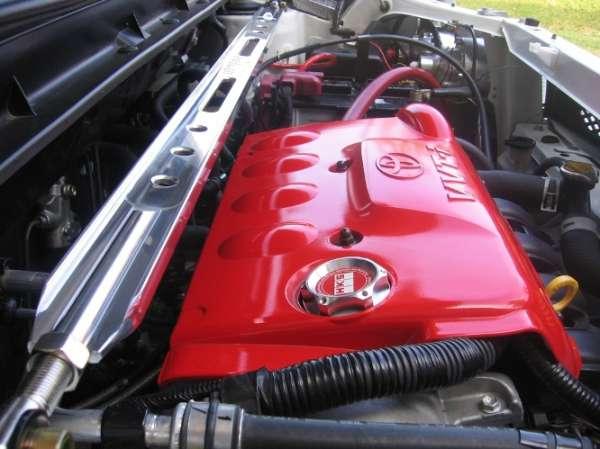 Engine cover paint? - Scion xB Forum