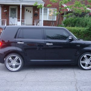 My 2008 Scion Xb
